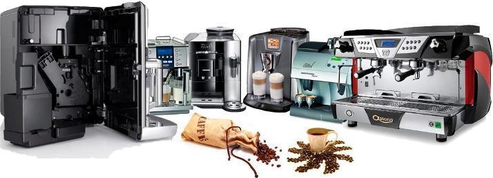 профилактика и ремонт кофемашин